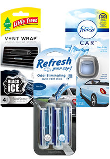 Wholesale Vent Car Air Fresheners