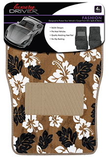 Wholesale Fashion Car Floor Mats