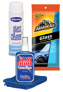 Wholesale Vending Glass Cleaners